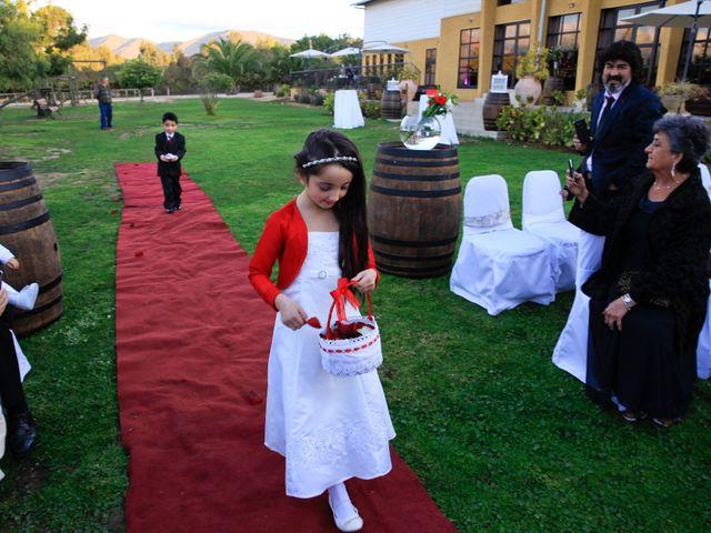 El matrimonio de Joselyn y Pablo en Villa Alemana, Valparaíso 21