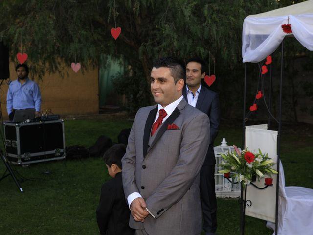 El matrimonio de Joselyn y Pablo en Villa Alemana, Valparaíso 25