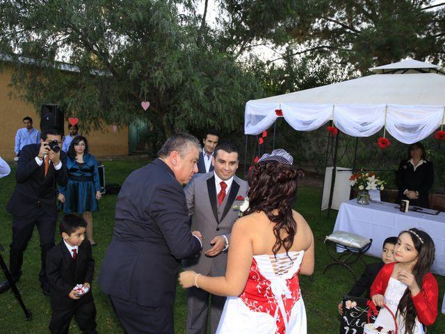 El matrimonio de Joselyn y Pablo en Villa Alemana, Valparaíso 26