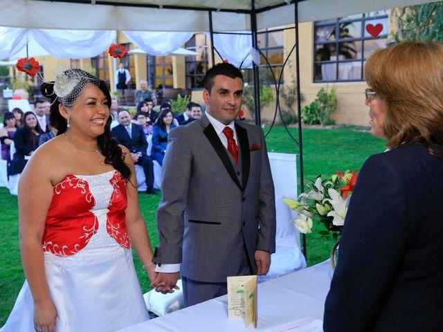 El matrimonio de Joselyn y Pablo en Villa Alemana, Valparaíso 30