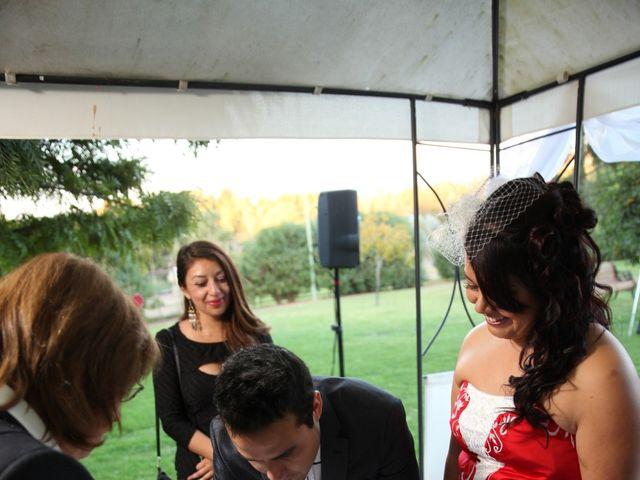 El matrimonio de Joselyn y Pablo en Villa Alemana, Valparaíso 33