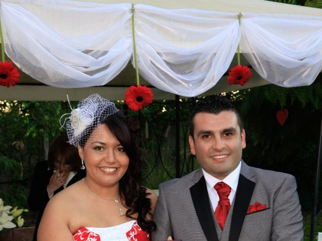 El matrimonio de Joselyn y Pablo en Villa Alemana, Valparaíso 34