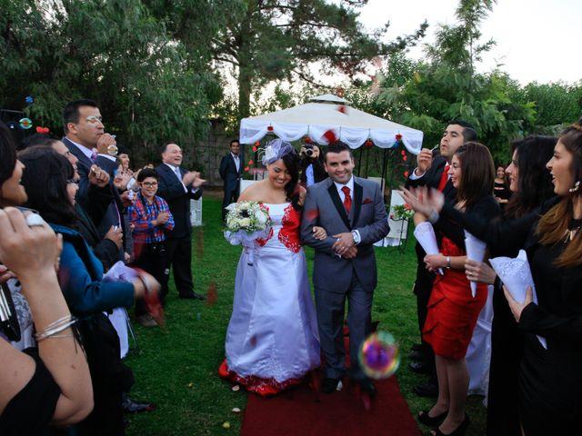El matrimonio de Joselyn y Pablo en Villa Alemana, Valparaíso 35