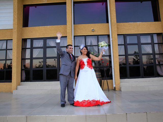 El matrimonio de Joselyn y Pablo en Villa Alemana, Valparaíso 36