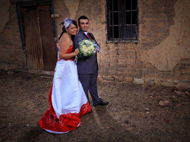 El matrimonio de Joselyn y Pablo en Villa Alemana, Valparaíso 37