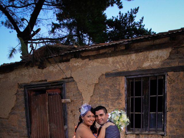 El matrimonio de Joselyn y Pablo en Villa Alemana, Valparaíso 38