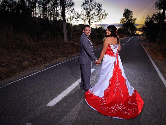 El matrimonio de Joselyn y Pablo en Villa Alemana, Valparaíso 39