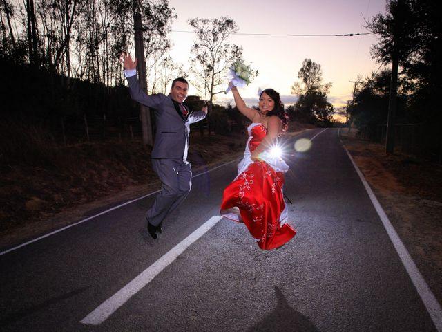 El matrimonio de Joselyn y Pablo en Villa Alemana, Valparaíso 40