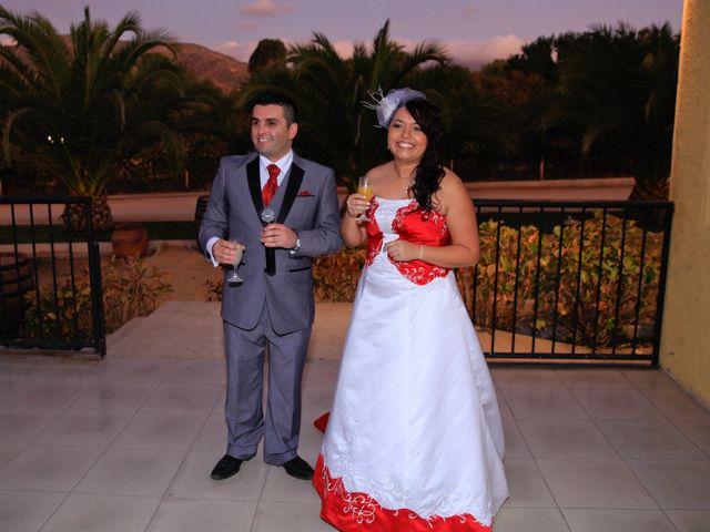 El matrimonio de Joselyn y Pablo en Villa Alemana, Valparaíso 41