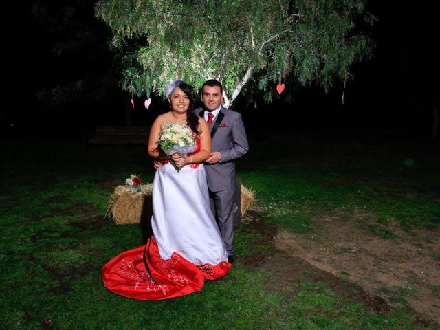 El matrimonio de Joselyn y Pablo en Villa Alemana, Valparaíso 46