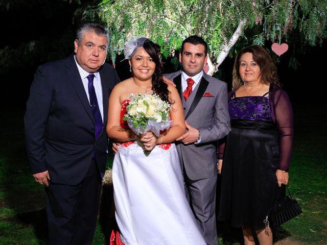 El matrimonio de Joselyn y Pablo en Villa Alemana, Valparaíso 48
