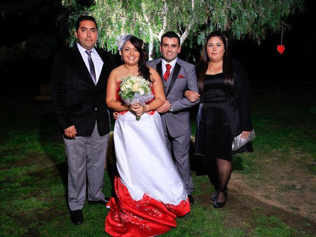 El matrimonio de Joselyn y Pablo en Villa Alemana, Valparaíso 50