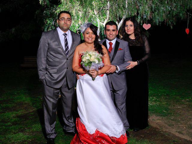 El matrimonio de Joselyn y Pablo en Villa Alemana, Valparaíso 51