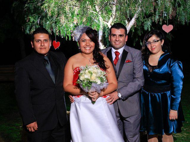 El matrimonio de Joselyn y Pablo en Villa Alemana, Valparaíso 52
