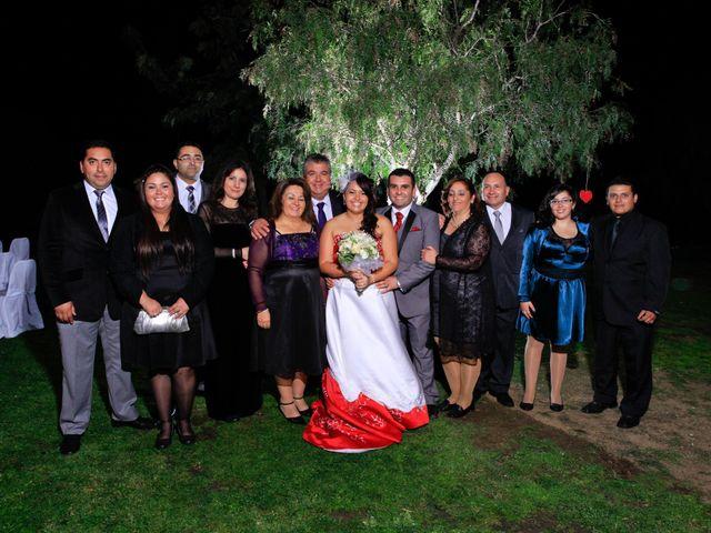 El matrimonio de Joselyn y Pablo en Villa Alemana, Valparaíso 53