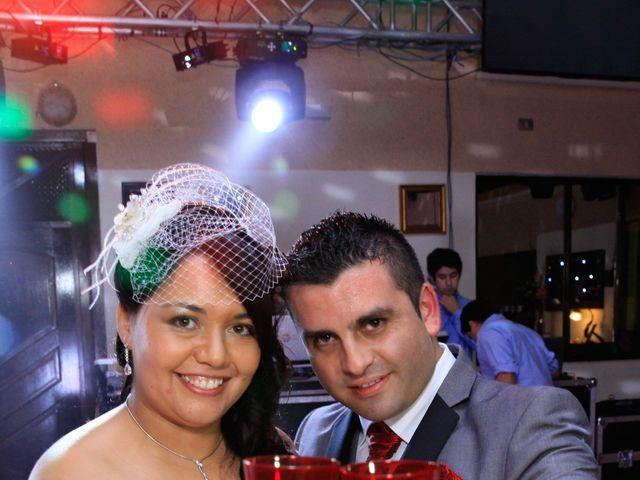 El matrimonio de Joselyn y Pablo en Villa Alemana, Valparaíso 1