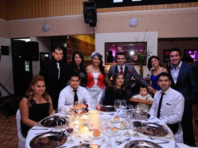 El matrimonio de Joselyn y Pablo en Villa Alemana, Valparaíso 60