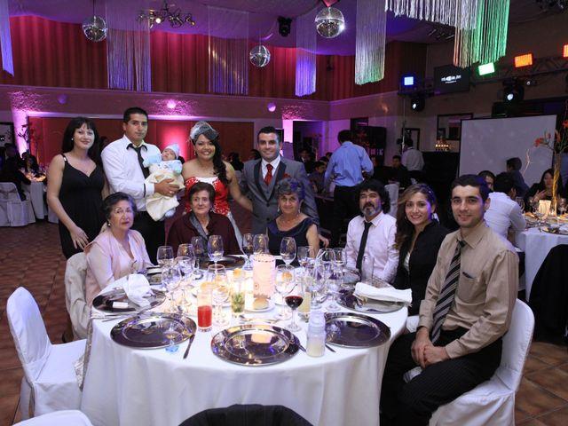 El matrimonio de Joselyn y Pablo en Villa Alemana, Valparaíso 62
