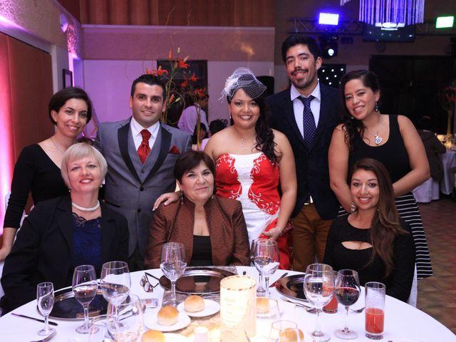 El matrimonio de Joselyn y Pablo en Villa Alemana, Valparaíso 63