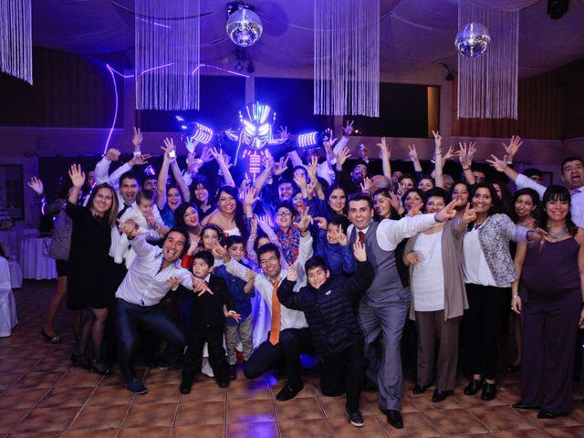 El matrimonio de Joselyn y Pablo en Villa Alemana, Valparaíso 2