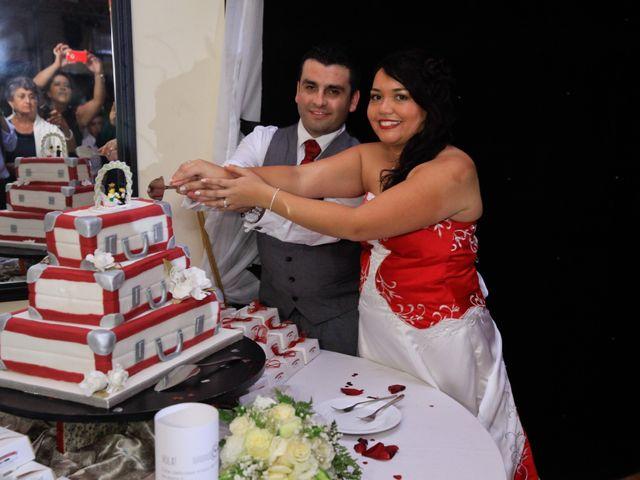 El matrimonio de Joselyn y Pablo en Villa Alemana, Valparaíso 78