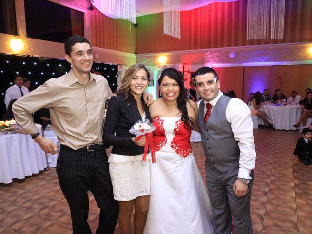 El matrimonio de Joselyn y Pablo en Villa Alemana, Valparaíso 83