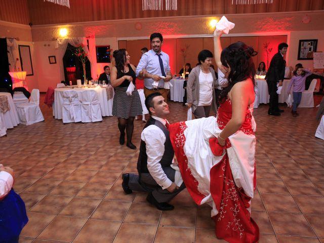 El matrimonio de Joselyn y Pablo en Villa Alemana, Valparaíso 99