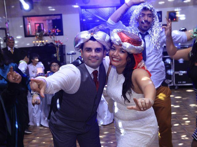 El matrimonio de Joselyn y Pablo en Villa Alemana, Valparaíso 100