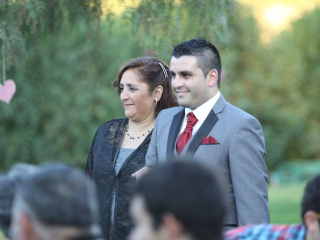 El matrimonio de Joselyn y Pablo en Villa Alemana, Valparaíso 107