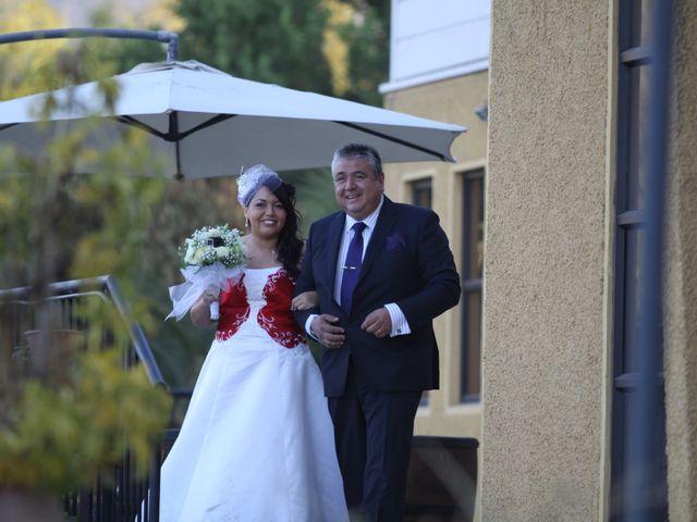 El matrimonio de Joselyn y Pablo en Villa Alemana, Valparaíso 108