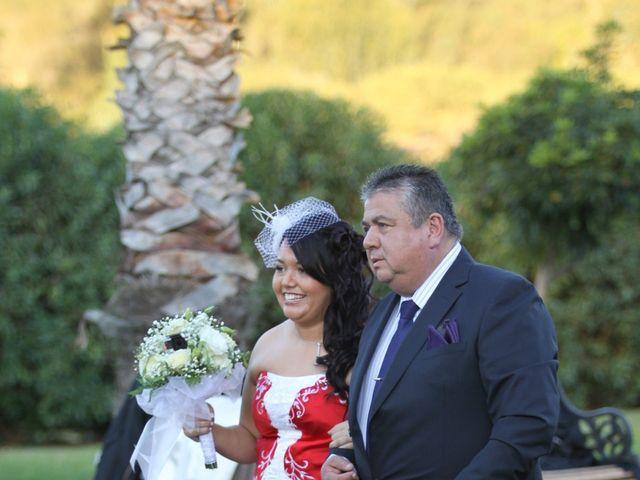 El matrimonio de Joselyn y Pablo en Villa Alemana, Valparaíso 109