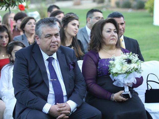 El matrimonio de Joselyn y Pablo en Villa Alemana, Valparaíso 112