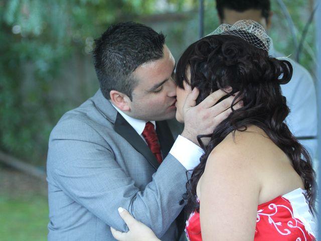 El matrimonio de Joselyn y Pablo en Villa Alemana, Valparaíso 117