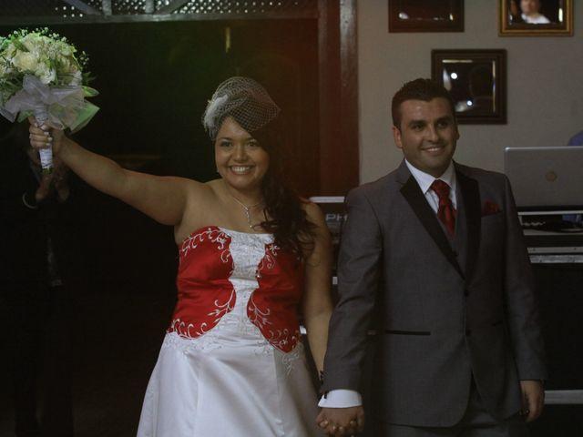 El matrimonio de Joselyn y Pablo en Villa Alemana, Valparaíso 121