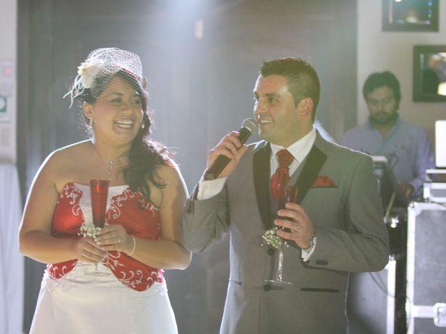 El matrimonio de Joselyn y Pablo en Villa Alemana, Valparaíso 122