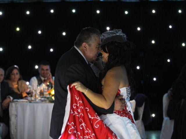 El matrimonio de Joselyn y Pablo en Villa Alemana, Valparaíso 123