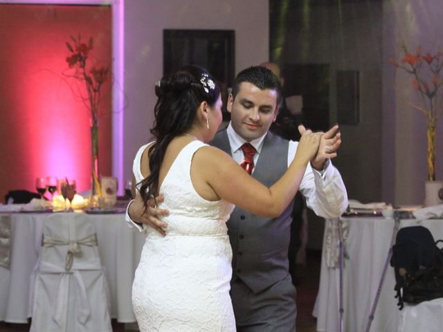 El matrimonio de Joselyn y Pablo en Villa Alemana, Valparaíso 125