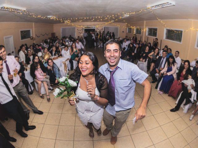 El matrimonio de Mireya y Luis