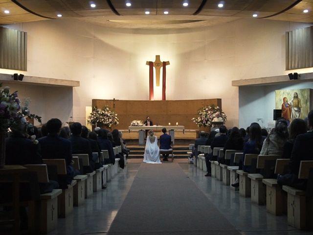 El matrimonio de Emiliano y Valentina en Lo Barnechea, Santiago 2