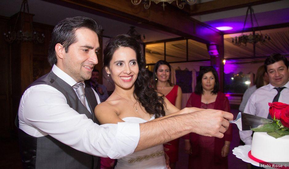 El matrimonio de Pablo y Laura en Las Condes, Santiago