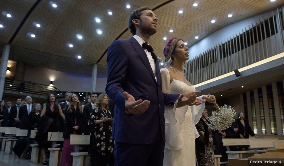 El matrimonio de Emiliano y Valentina en Lo Barnechea, Santiago