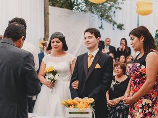 El matrimonio de Paulina y Christian 1