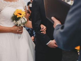 El matrimonio de Paulina y Christian 2