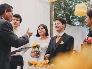 El matrimonio de Paulina y Christian 3