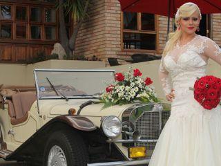 El matrimonio de Samantha y Jackson 2