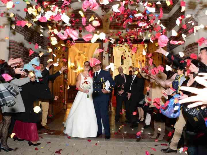 El matrimonio de Bernarda  y Enelson