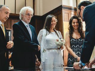 El matrimonio de Marisol y Alfonso 3