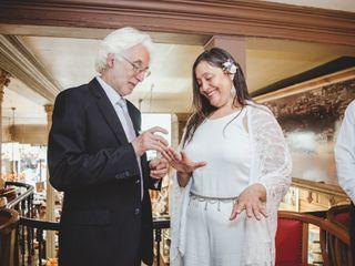 El matrimonio de Marisol y Alfonso