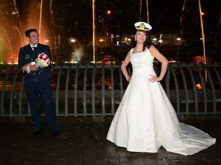 El matrimonio de Bernarda  y Enelson  3