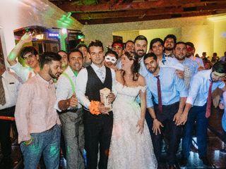 El matrimonio de Daniela y Gonzalo 1